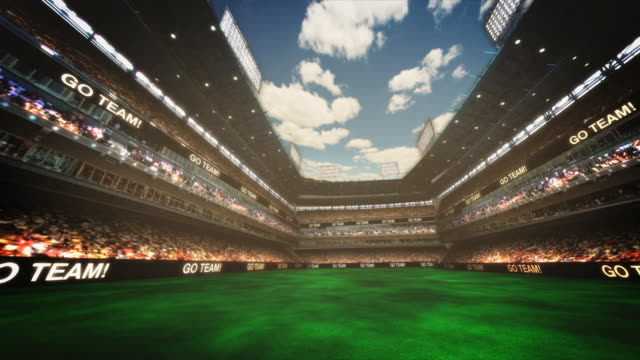 Stadium Playing Field