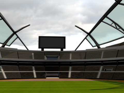 stadium (pal/ntsc) - other stock videos & royalty-free footage