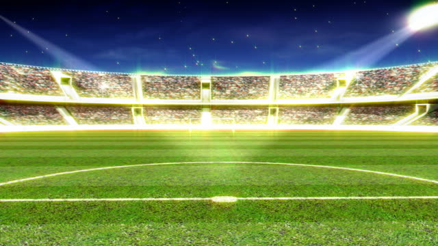 stadium - football pitch stock videos & royalty-free footage