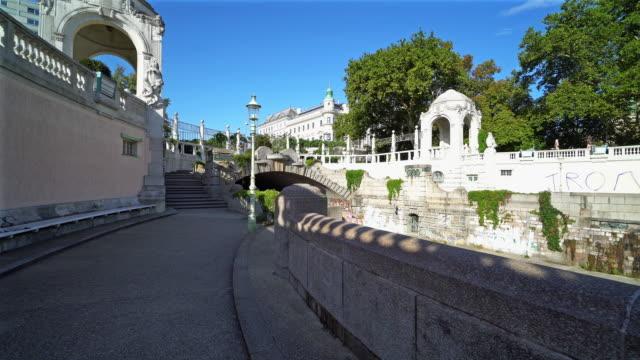 vídeos y material grabado en eventos de stock de stadtpark, viena - cultura austríaca