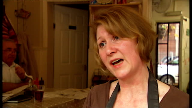 julie bailey interview sot - stafford england stock videos and b-roll footage
