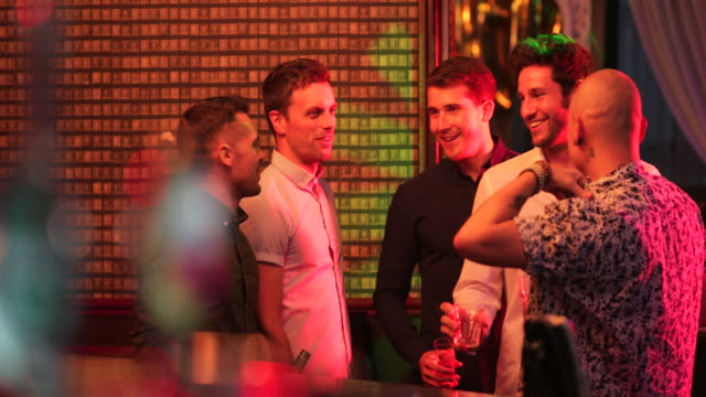 stag night out - stag night stock videos & royalty-free footage