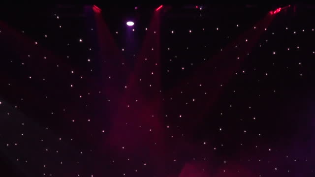 stage laser lights - stage performance space stock videos & royalty-free footage