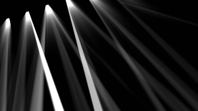 舞台用照明スポット ライト - spotlight点の映像素材/bロール