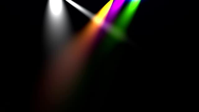 bühnenscheinwerfer - rampenlicht stock-videos und b-roll-filmmaterial