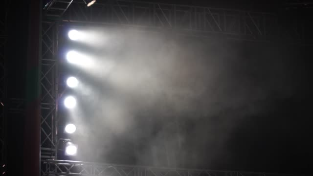 stage light - disco lights stock videos & royalty-free footage