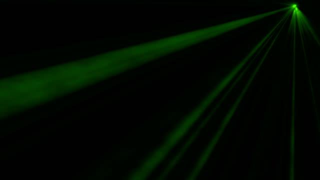 舞台照明 - レーザー点の映像素材/bロール