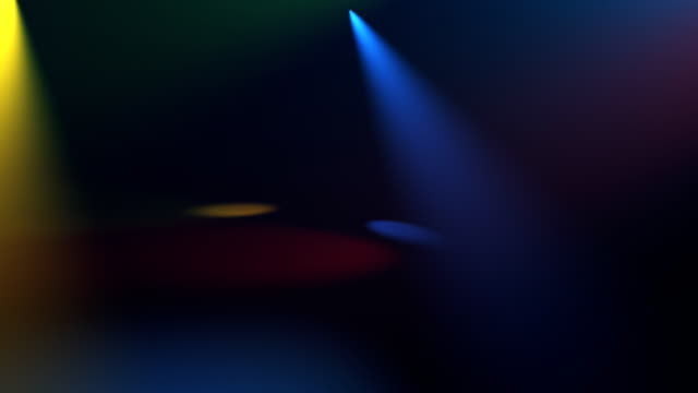 stage lights background - disco lights stock videos & royalty-free footage