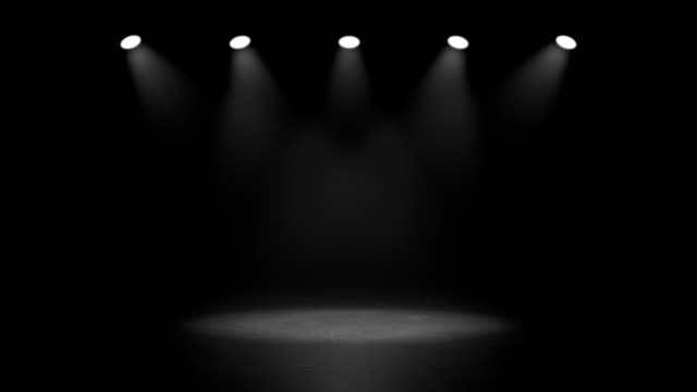 stage lights - spotlight stock videos & royalty-free footage