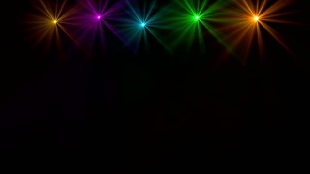 stockvideo's en b-roll-footage met podium verlichting - spotlicht elektrisch licht
