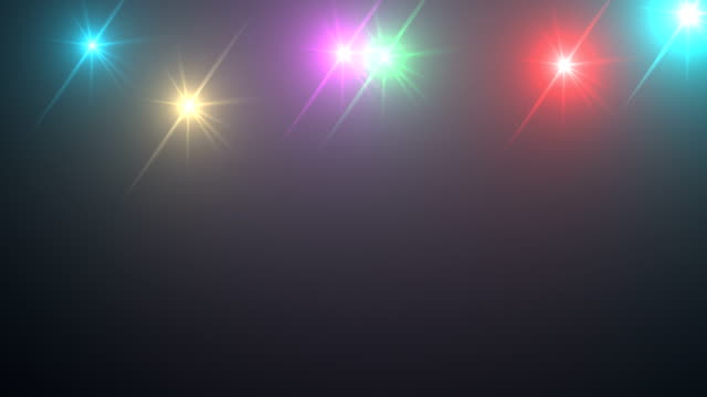 stage lights - disco lights stock videos & royalty-free footage
