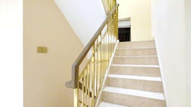stair hall interior