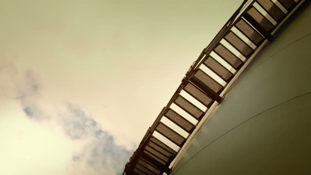 staircase - time lapse - treppe stock videos and b-roll footage