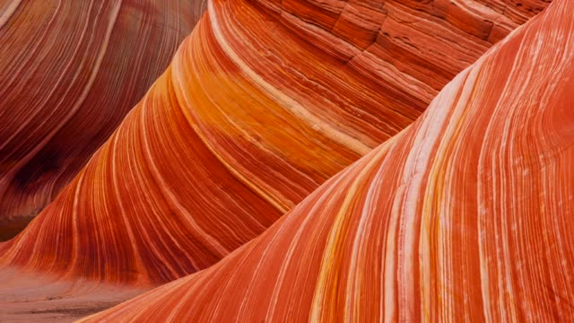 staircase-escalante national monument the wave - rock formation stock videos & royalty-free footage