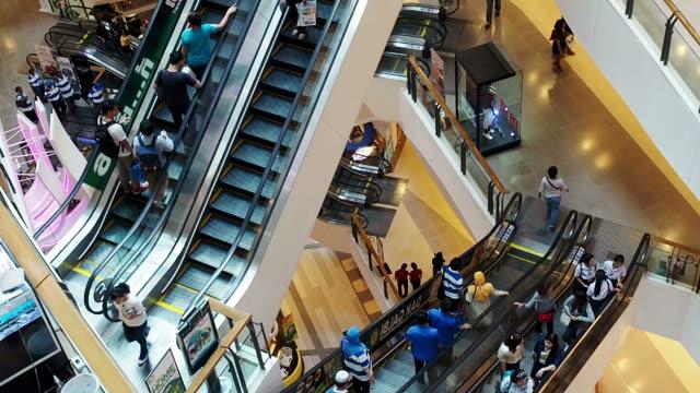 stairways stairs steps. escalator elevator. modern architecture. moving progress - escalator stock videos & royalty-free footage