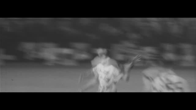 stockvideo's en b-roll-footage met stampeding buffalos/kintetsu coach betto, kintetsu activities, patrons arriving at nippon life insurance baseball stadium, sign saying 'full house',... - op hol slaan