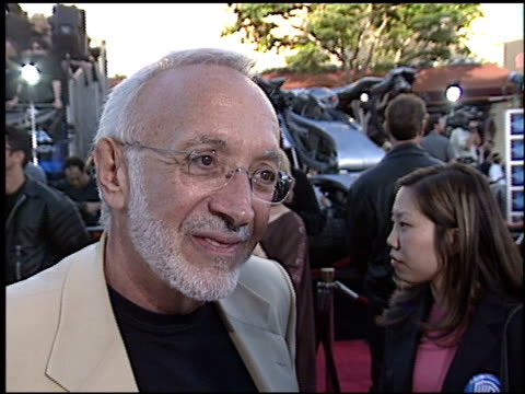 stan winston at the 'terminator 3: rise of the machines' premiere on june 30, 2003. - terminator 3: rise of the machines stock videos & royalty-free footage