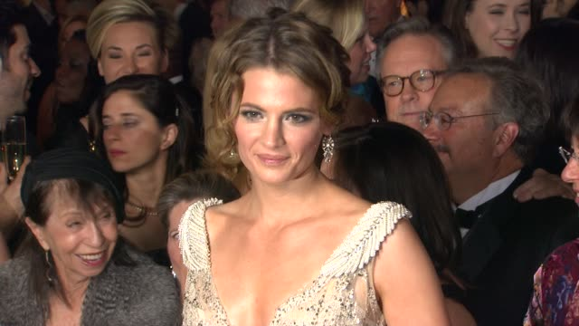 Stana Katic at 64th Annual DGA Awards Arrivals on 1/28/12 in Los Angeles CA