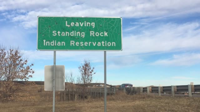 standing rock indian reservation - 640×360