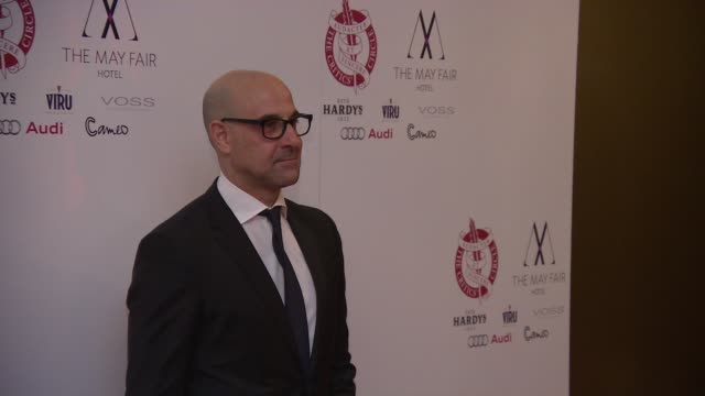 Stanley Tucci at London Critics Circle Awards