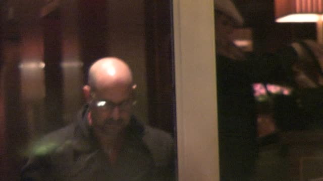 Stanley Tucci at Sunset Tower Hotel at the Celebrity Sightings in Los Angeles at Los Angeles CA