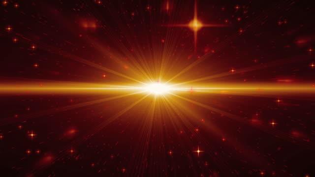 Star Birth Background Loop