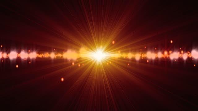 Star Birth Explosion Background Loop