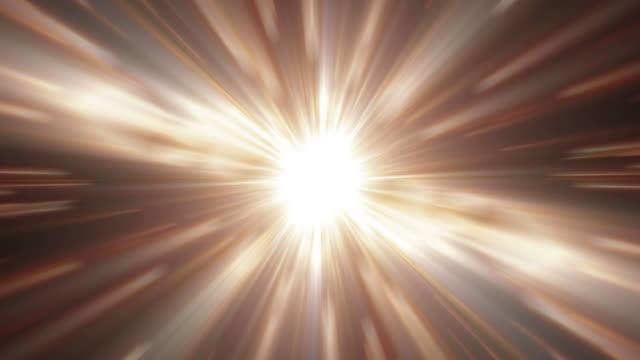 Star Burst Hintergrund Loop
