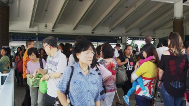 Star Ferry Pier Hongkong