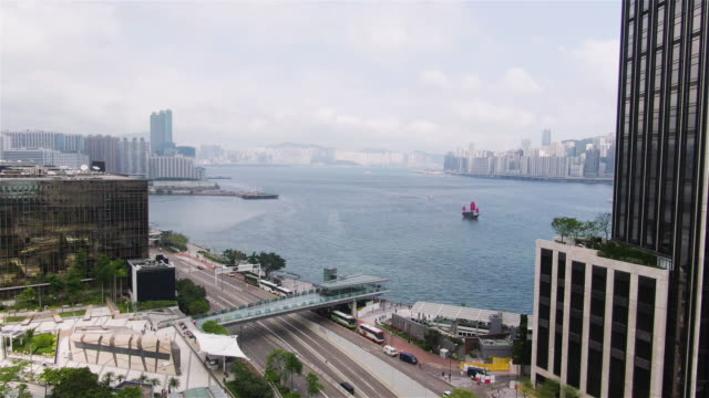 star ferry pier in tsim sha tsui - star ferry stock videos & royalty-free footage