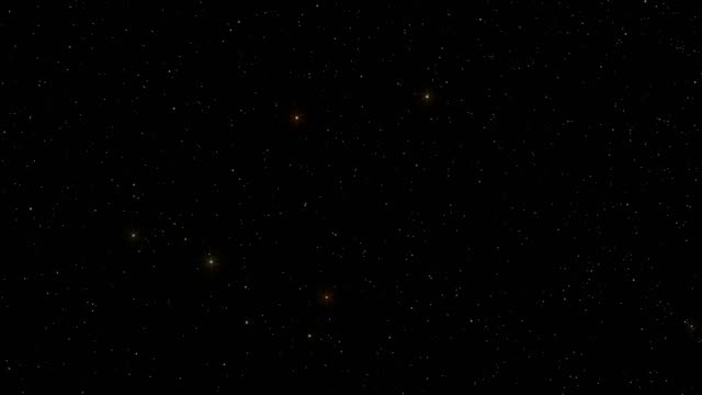 stockvideo's en b-roll-footage met a star field twinkles in a night sky - oneindigheid