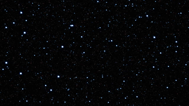 star field - galaxie stock-videos und b-roll-filmmaterial