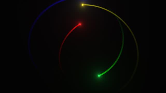 Star Bildung: Komet Zusammenstoß Nova RAINBOW