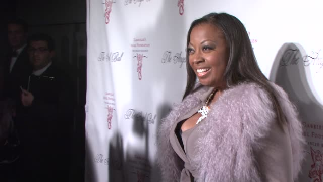 star jones at angel ball 2012 benefiting gabrielle's angel foundation for cancer research in new york, ny, on 10/22/12 - star jones stock videos & royalty-free footage
