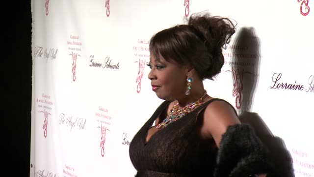 star jones at gabrielle's angel foundation hosts angel ball 2013 at cirpriani wall street on 10/29/13 in new york, ny. . - star jones stock videos & royalty-free footage