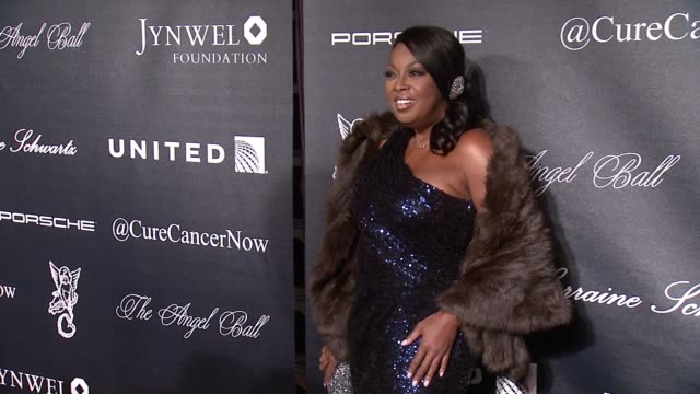 star jones at gabrielle's angel foundation hosts angel ball 2015 at cipriani, wall street on october 19, 2015 in new york city. - star jones stock videos & royalty-free footage