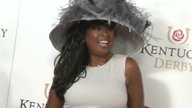 Star Jones at Moet Chandon Toasts The 139th Kentucky Derby at Churchill Downs on May 04 2013 in Louisville Kentucky