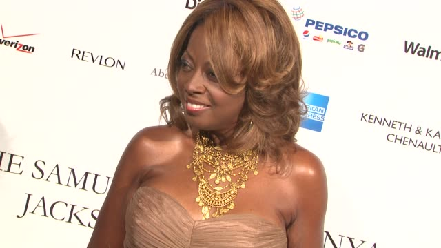 Star Jones at the Blue Gala To Benefit Spelman College at New York NY