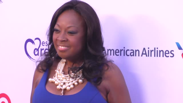 Star Jones at the DesignCare Gala at The Lot Studios on August 08 2015 in Los Angeles California