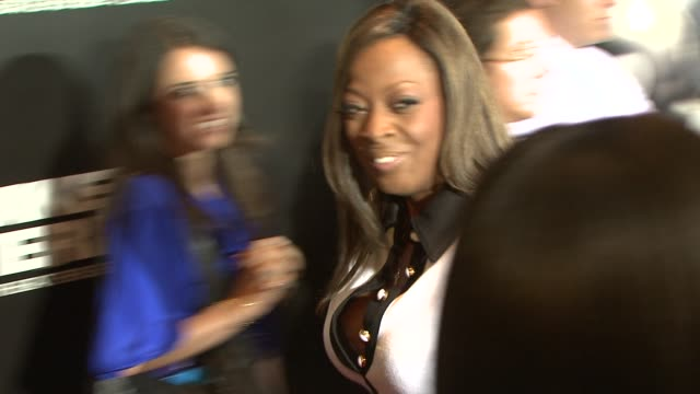 Star Jones at the Lakeview Terrace Premiere at New York NY