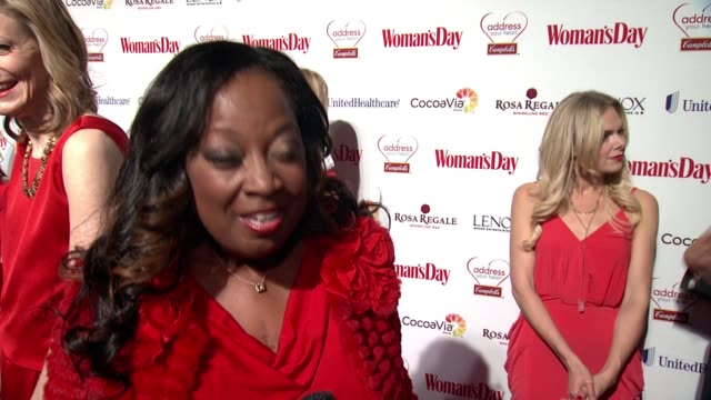 star jones on her fifth anniversary of having open heart surgery. on what she wants people to know about heart disease. on how many people don't know... - star jones stock videos & royalty-free footage
