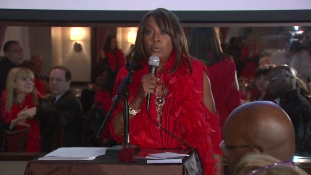 star jones says she will be forty nine years old thanks to her doctors and the heart association who want the same results for others; she vows to... - star jones stock videos & royalty-free footage