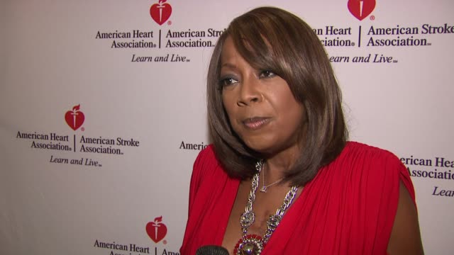 star jones talks about losing 160 pounds and how that has helped her become aware of eating habits, why the heart association is the perfect charity... - star jones stock videos & royalty-free footage