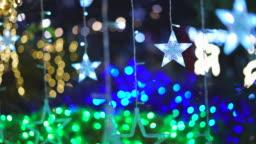 Star LED Light Decoration