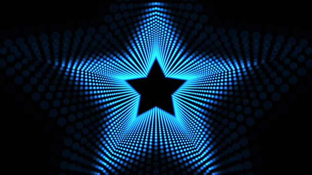 star led tunnel - surrounding wall stock videos & royalty-free footage
