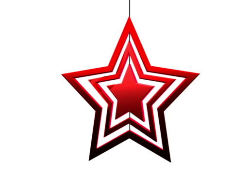 stockvideo's en b-roll-footage met star mobile ornament - kleine groep dingen