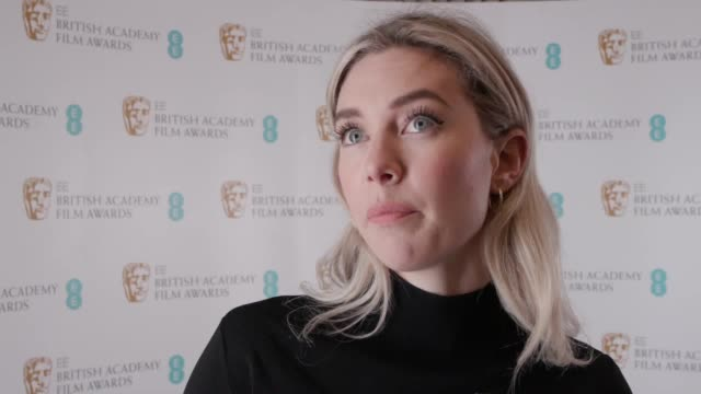 star of the crown, vanessa kirby talks about her latest project with shia labeouf working on a film focusing stillbirth and the harrowing reality of... - shia labeouf stock videos & royalty-free footage