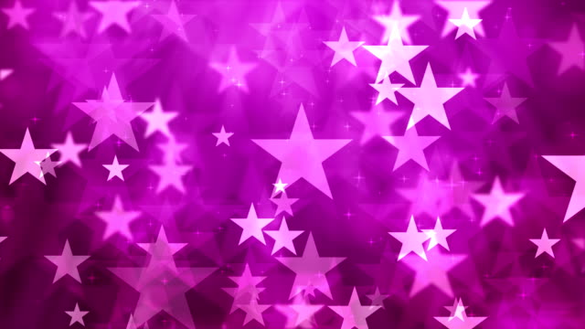 Pink and purple birthday party videos and b roll footage getty images star particles on pink background thecheapjerseys Choice Image