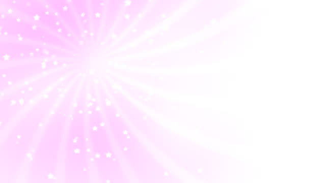star spin loop - soft pink hd - plain stock videos and b-roll footage
