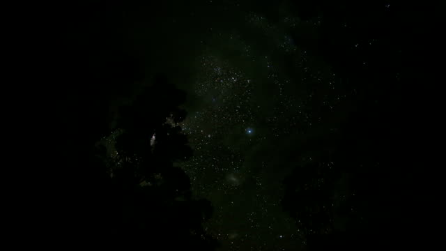star time lapse - astronomy stock videos & royalty-free footage